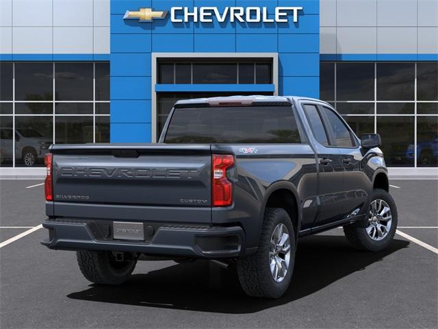 2021 Chevrolet Silverado 1500 Double Cab 4x4, Pickup #6-23893 - photo 2