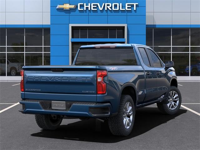 2021 Chevrolet Silverado 1500 Double Cab 4x4, Pickup #6-23894 - photo 2