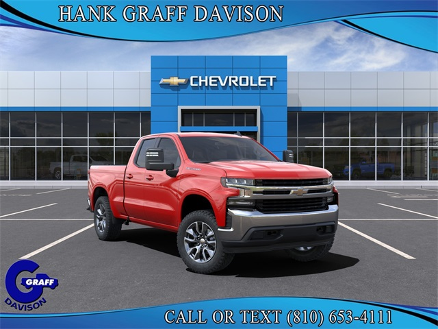 2021 Chevrolet Silverado 1500 Double Cab 4x4, Pickup #6-23961 - photo 1