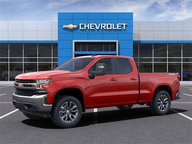 2021 Chevrolet Silverado 1500 Double Cab 4x4, Pickup #6-23961 - photo 4