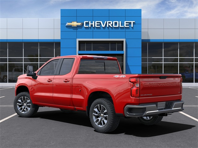 2021 Chevrolet Silverado 1500 Double Cab 4x4, Pickup #6-23961 - photo 5