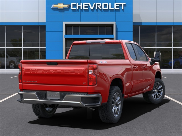 2021 Chevrolet Silverado 1500 Double Cab 4x4, Pickup #6-24049 - photo 2