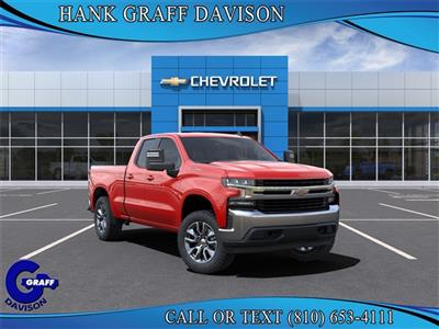 2021 Chevrolet Silverado 1500 Double Cab 4x4, Pickup #6-24049 - photo 1
