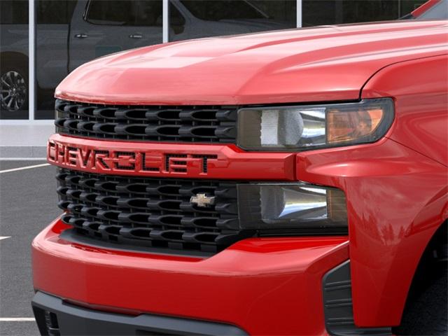 2021 Chevrolet Silverado 1500 Crew Cab 4x4, Pickup #6-24215 - photo 12