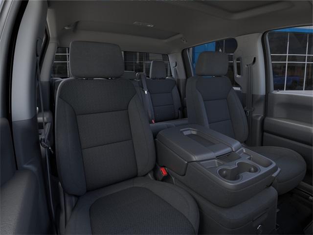 2021 Chevrolet Silverado 1500 Crew Cab 4x4, Pickup #6-24215 - photo 13