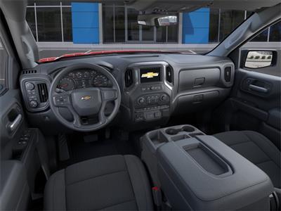 2021 Chevrolet Silverado 1500 Crew Cab 4x4, Pickup #6-24215 - photo 3