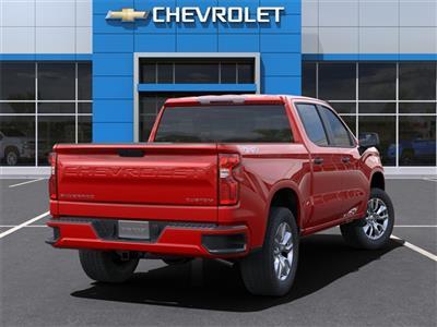 2021 Chevrolet Silverado 1500 Crew Cab 4x4, Pickup #6-24215 - photo 2