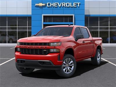 2021 Chevrolet Silverado 1500 Crew Cab 4x4, Pickup #6-24215 - photo 7