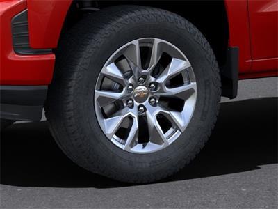 2021 Chevrolet Silverado 1500 Crew Cab 4x4, Pickup #6-24215 - photo 8