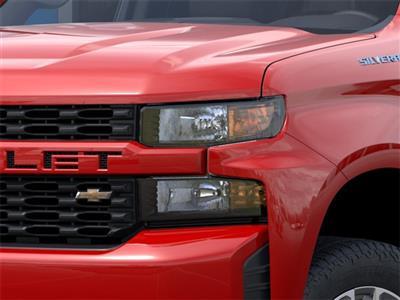 2021 Chevrolet Silverado 1500 Crew Cab 4x4, Pickup #6-24215 - photo 9