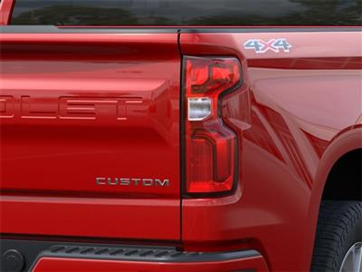 2021 Chevrolet Silverado 1500 Crew Cab 4x4, Pickup #6-24215 - photo 11