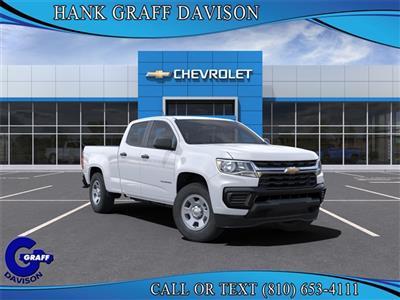 2021 Chevrolet Colorado Crew Cab 4x2, Pickup #6-24245 - photo 1