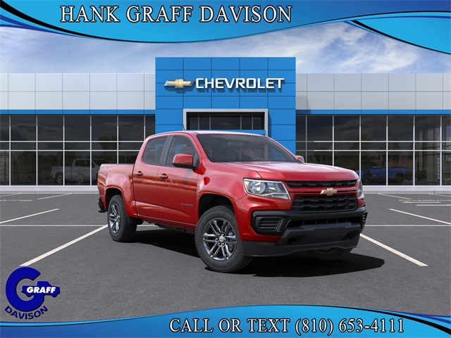 2021 Chevrolet Colorado Crew Cab 4x4, Pickup #6-24282 - photo 1