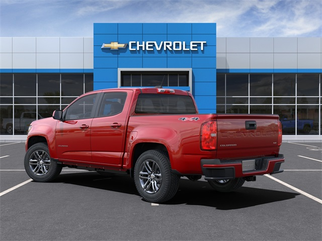 2021 Chevrolet Colorado Crew Cab 4x4, Pickup #6-24282 - photo 5