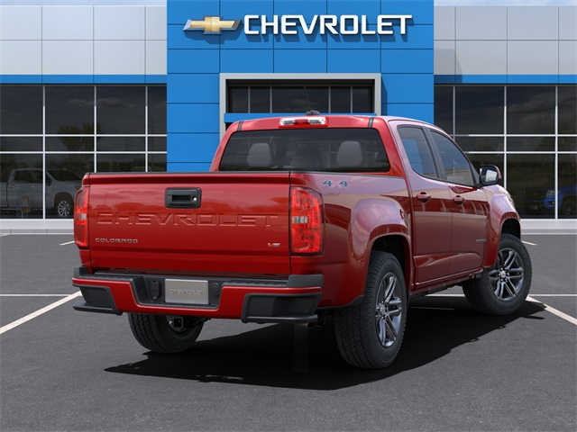 2021 Chevrolet Colorado Crew Cab 4x4, Pickup #6-24282 - photo 2