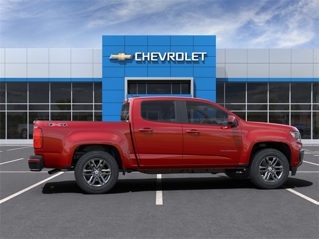 2021 Chevrolet Colorado Crew Cab 4x4, Pickup #6-24282 - photo 6