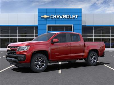 2021 Chevrolet Colorado Crew Cab 4x4, Pickup #6-24282 - photo 4