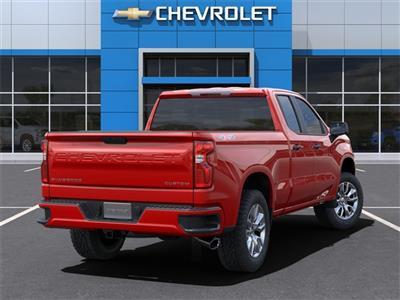 2021 Chevrolet Silverado 1500 Double Cab 4x4, Pickup #6-24607 - photo 2