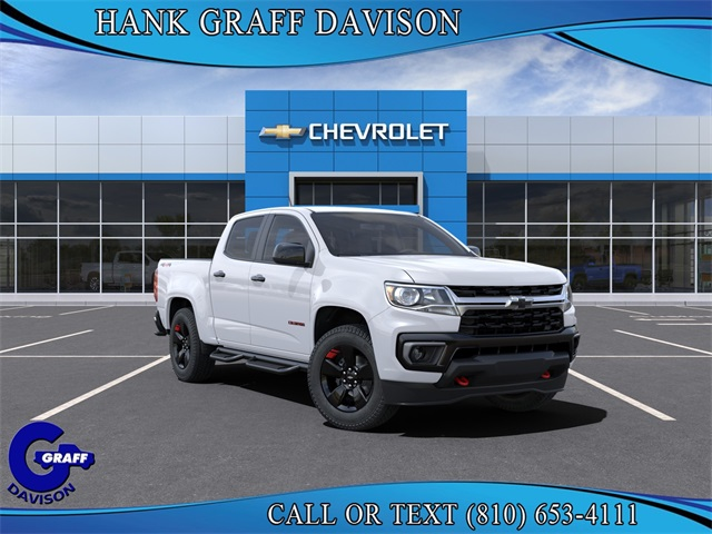 2021 Chevrolet Colorado Crew Cab 4x4, Pickup #6-24623 - photo 1