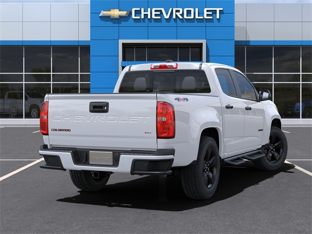 2021 Chevrolet Colorado Crew Cab 4x4, Pickup #6-24623 - photo 2