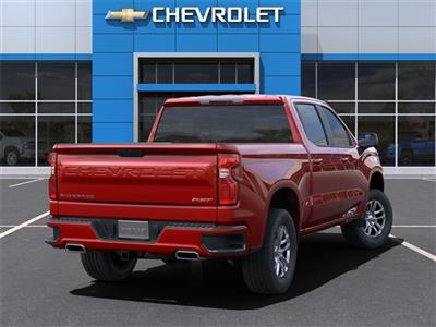 2021 Chevrolet Silverado 1500 Crew Cab 4x4, Pickup #6-24790SLD - photo 2