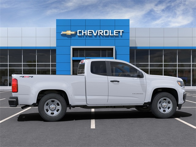 2021 Chevrolet Colorado Extended Cab 4x4, Pickup #6-24919 - photo 5