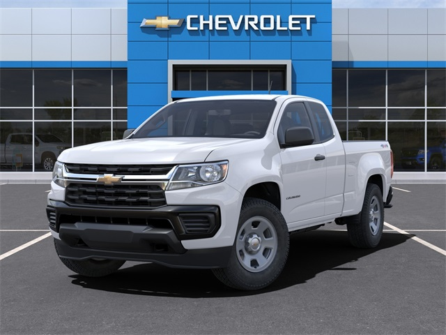 2021 Chevrolet Colorado Extended Cab 4x4, Pickup #6-24919 - photo 6