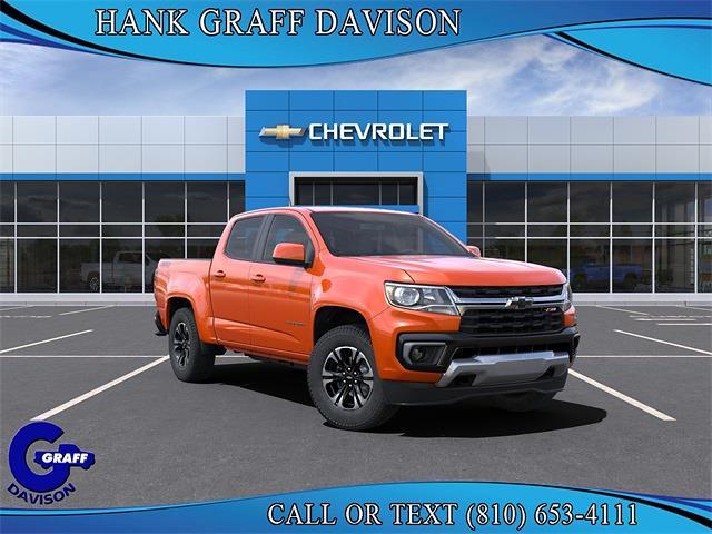 2021 Chevrolet Colorado Crew Cab 4x4, Pickup #6-24996 - photo 1