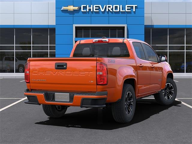 2021 Chevrolet Colorado Crew Cab 4x4, Pickup #6-24996 - photo 2