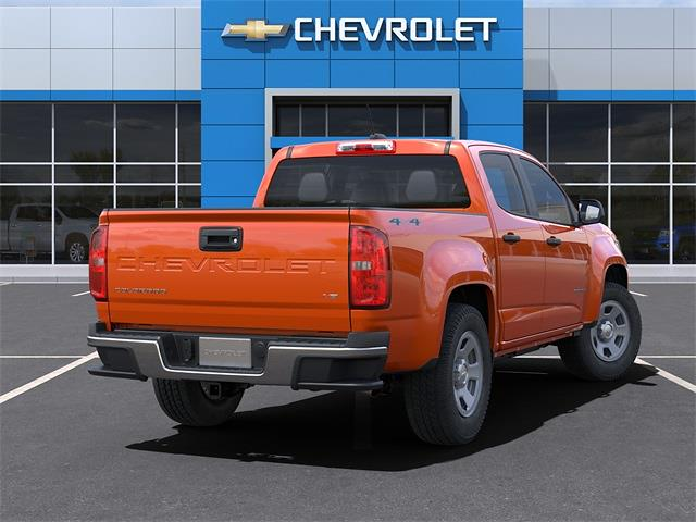 2021 Chevrolet Colorado Crew Cab 4x4, Pickup #6-25141 - photo 2