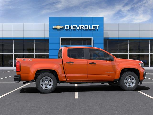 2021 Chevrolet Colorado Crew Cab 4x4, Pickup #6-25141 - photo 5