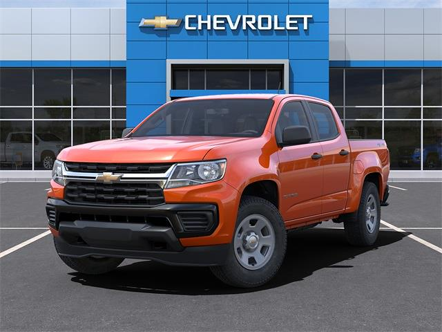 2021 Chevrolet Colorado Crew Cab 4x4, Pickup #6-25141 - photo 6