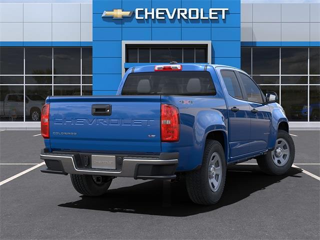 2021 Chevrolet Colorado Crew Cab 4x4, Pickup #6-25142 - photo 2