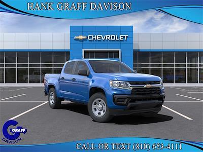 2021 Chevrolet Colorado Crew Cab 4x4, Pickup #6-25142 - photo 1