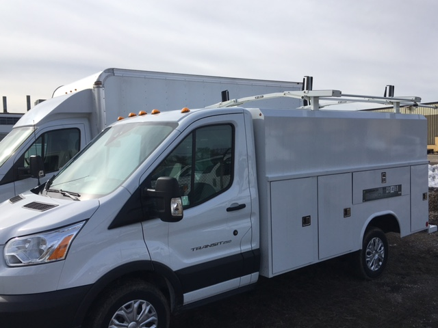 2016 Transit 250 Low Roof, Service Utility Van #GKB45947 - photo 3
