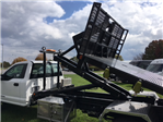 2017 F-550 Regular Cab DRW 4x4, Platform Body #HDA07769 - photo 1
