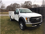 2017 F-450 Regular Cab DRW 4x4, Service Body #HEC47661 - photo 1