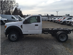 2017 F-450 Regular Cab DRW 4x4, Hoekstra Equipment Cab Chassis #HEC58232 - photo 1