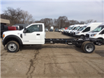 2017 F-550 Regular Cab DRW, Hoekstra Equipment Cab Chassis #HEC82323 - photo 1