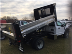 2017 F-550 Regular Cab DRW 4x4, Dump Body #HEC83234 - photo 1