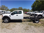 2017 F-550 Super Cab DRW 4x4, Hoekstra Equipment Cab Chassis #HED60614 - photo 1