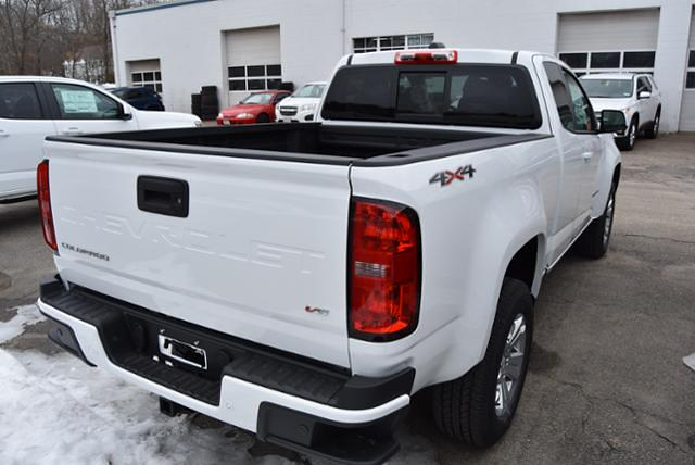 2021 Chevrolet Colorado Extended Cab 4x4, Pickup #21265 - photo 3