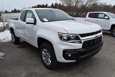 2021 Chevrolet Colorado Extended Cab 4x4, Pickup #21265 - photo 4