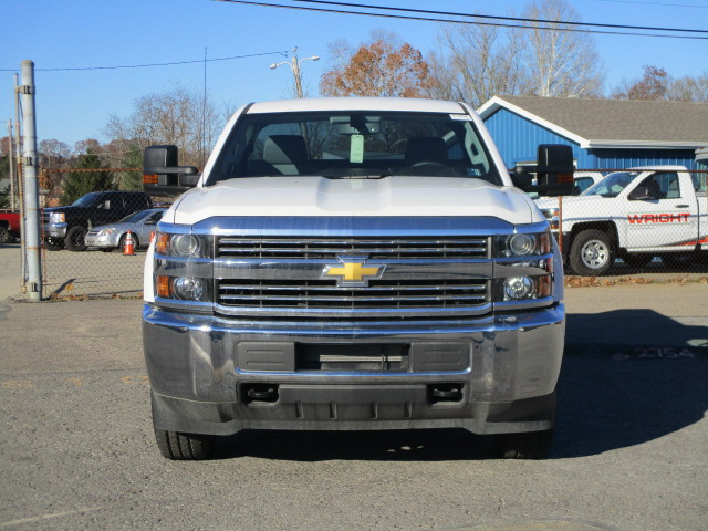 2017 Silverado 2500 Regular Cab 4x4, Reading Classic II Steel Service Body #T1604 - photo 4
