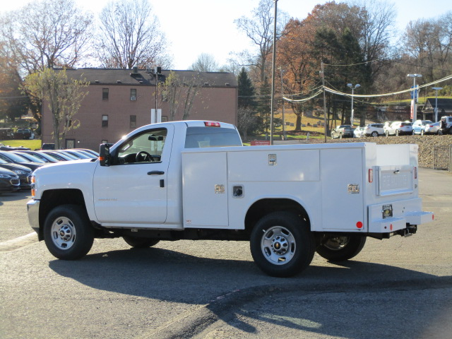2017 Silverado 2500 Regular Cab 4x4, Reading Classic II Steel Service Body #T1604 - photo 9