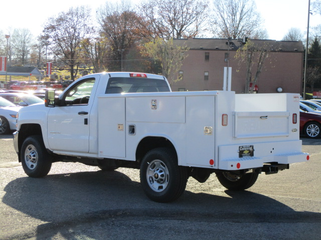 2017 Silverado 2500 Regular Cab 4x4, Reading Classic II Steel Service Body #T1604 - photo 10