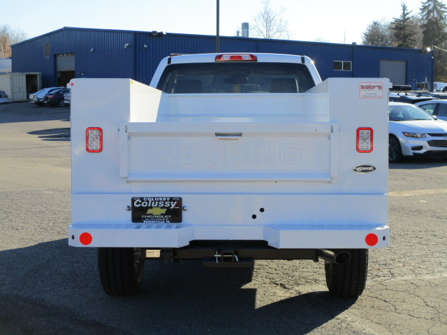 2017 Silverado 2500 Regular Cab 4x4, Reading Classic II Steel Service Body #T1604 - photo 12