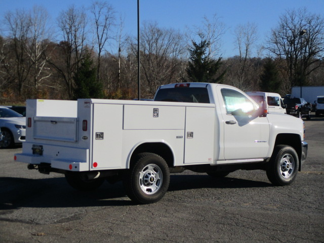 2017 Silverado 2500 Regular Cab 4x4, Reading Classic II Steel Service Body #T1604 - photo 13