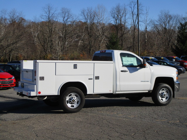 2017 Silverado 2500 Regular Cab 4x4, Reading Classic II Steel Service Body #T1604 - photo 14