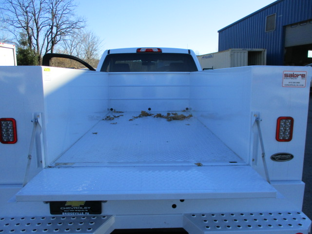 2017 Silverado 2500 Regular Cab 4x4, Reading Classic II Steel Service Body #T1604 - photo 38